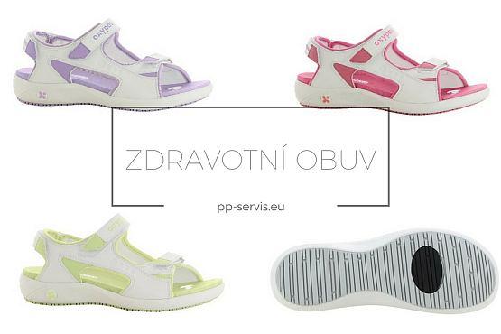 Zdravotní obuv OXYPAS