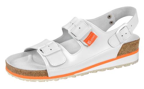 Zdravotní obuv S3K ORANGE EXTRÉM