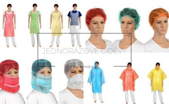 Jednorázové oděvy