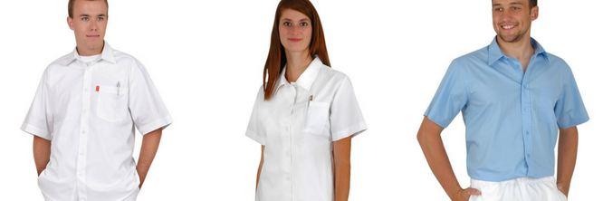 d77acc17ce8 Zdravotnické oděvy  pracovní košile