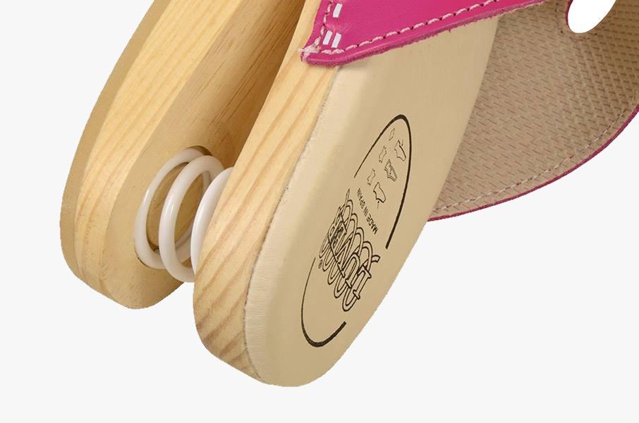 Zdravotní obuv Primavera – Luver obr. detailu