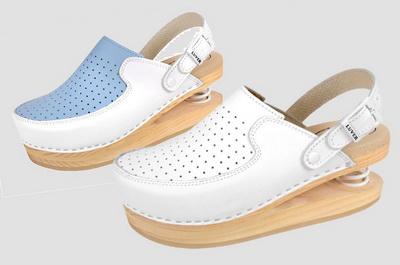Zdravotní obuv Primavera – Luver s plnou špičkou obr.