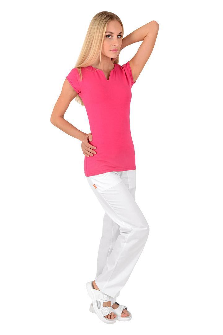 ... Dámská trička s krátkým rukávem Lara jahoda ... 9f80368cb8