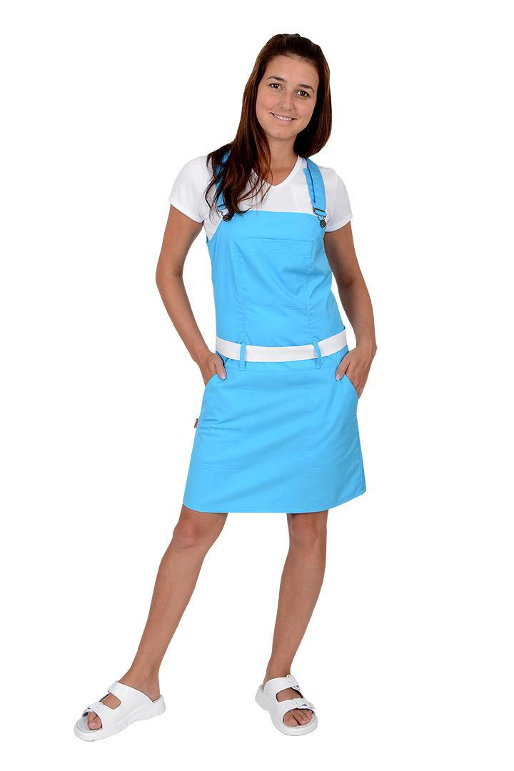 ... Pracovní dámské šaty s laclem Toffi barevné ... a06cbc476c