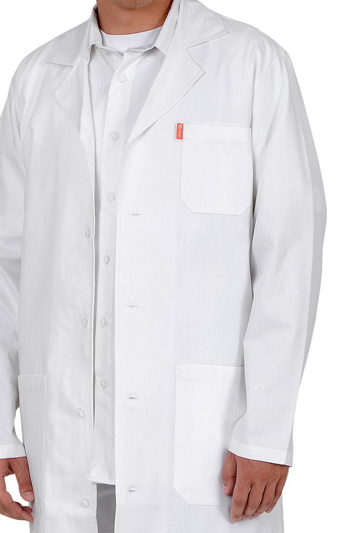 ... Lékařský pracovní plášť pánský bílý Davis - bavlna ... b17b12f5fb