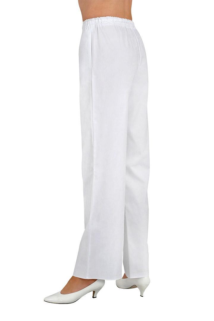 96c3a2958dc ... Pracovní kalhoty do pasu Uni - bavlna ...