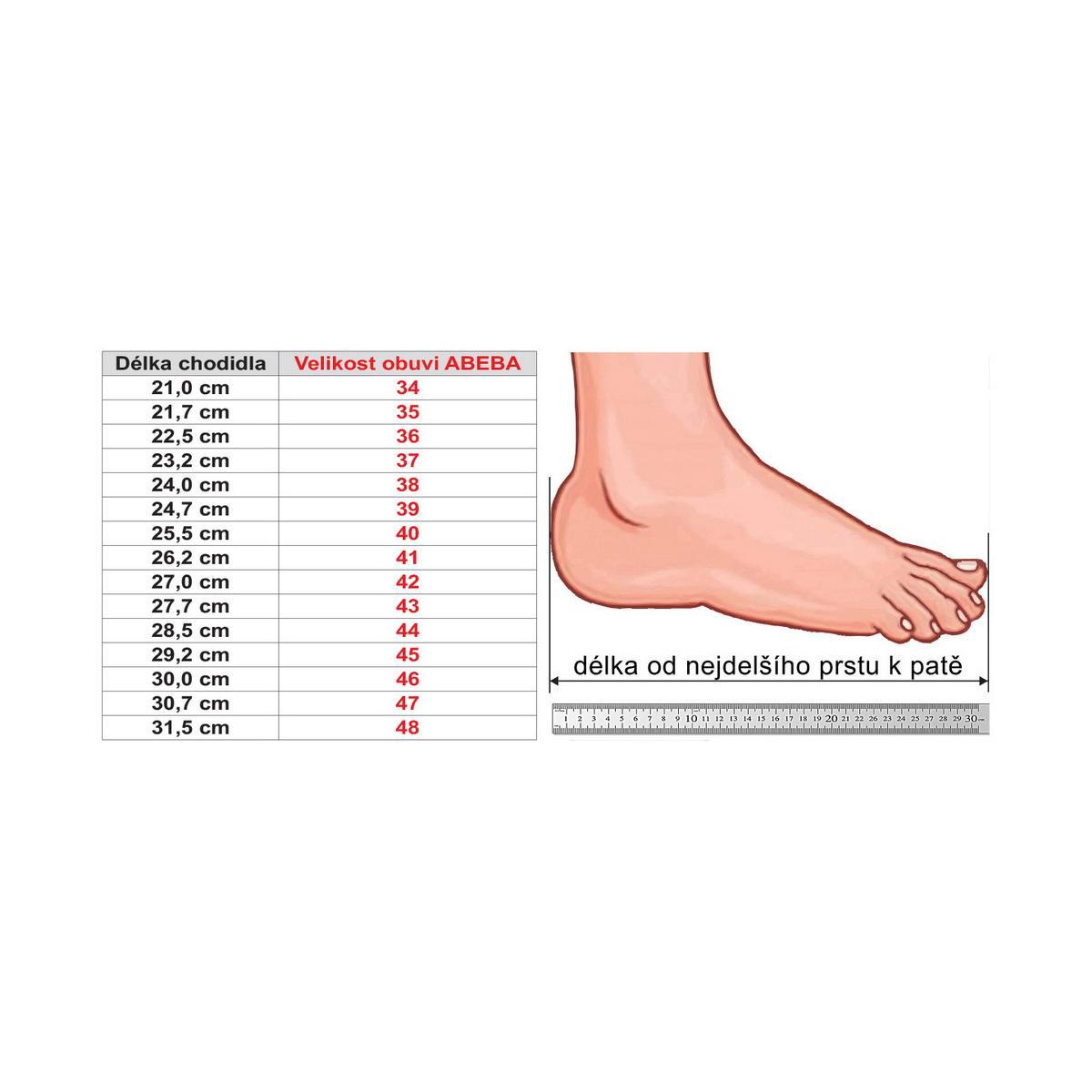 0a21cb7f2a7 ... Antistatická pracovní obuv pro gastro provozy Abeba 9100