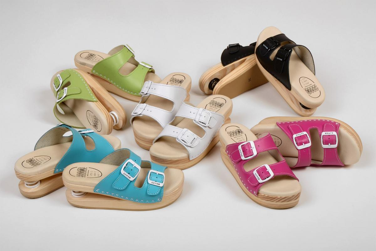 ... Zdravotní pantofle dámské Primavera Luver bílá ... e5c0193224