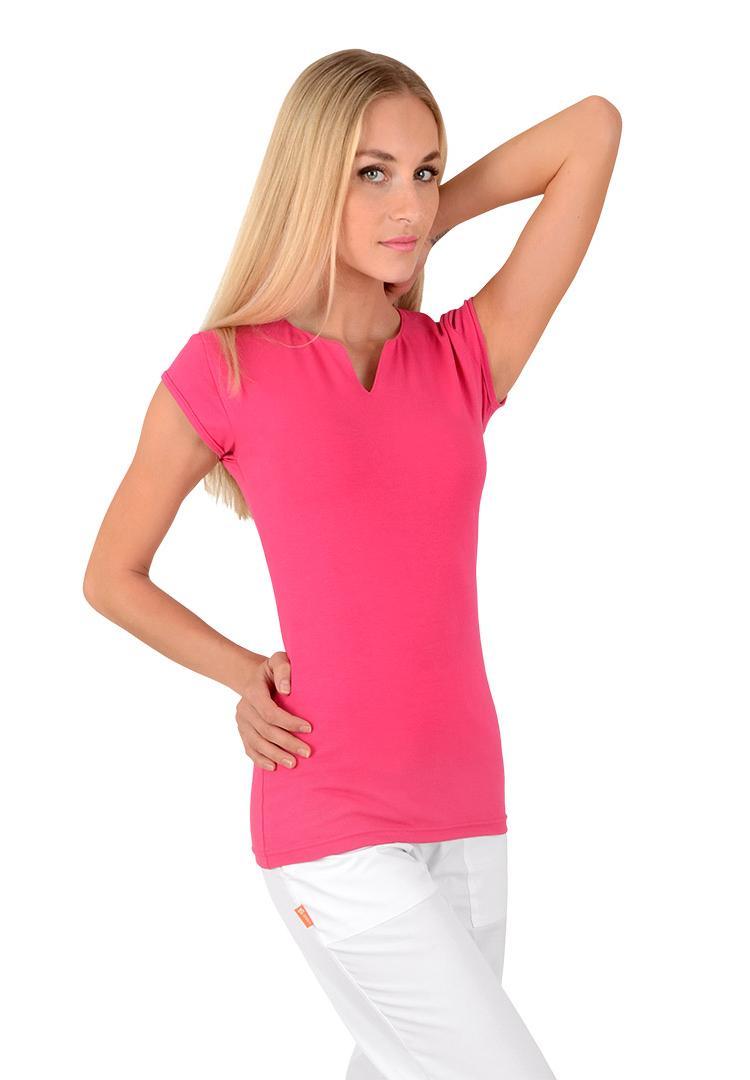 Dámská trička s krátkým rukávem Lara jahoda - Kliknutím zobrazíte detail  obrázku. 4c4ef6e49a