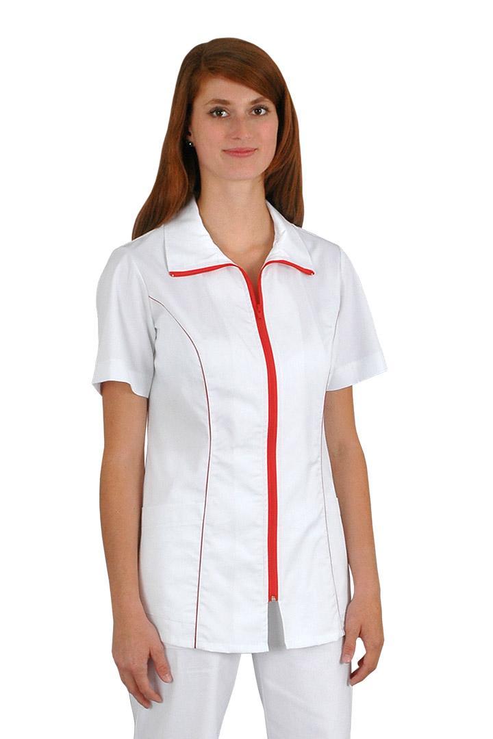 Halena Ziro oblečení pro zdravotní sestry základ bílá směs 50 50 - Kliknutím  zobrazíte detail 7c3c32a3cc