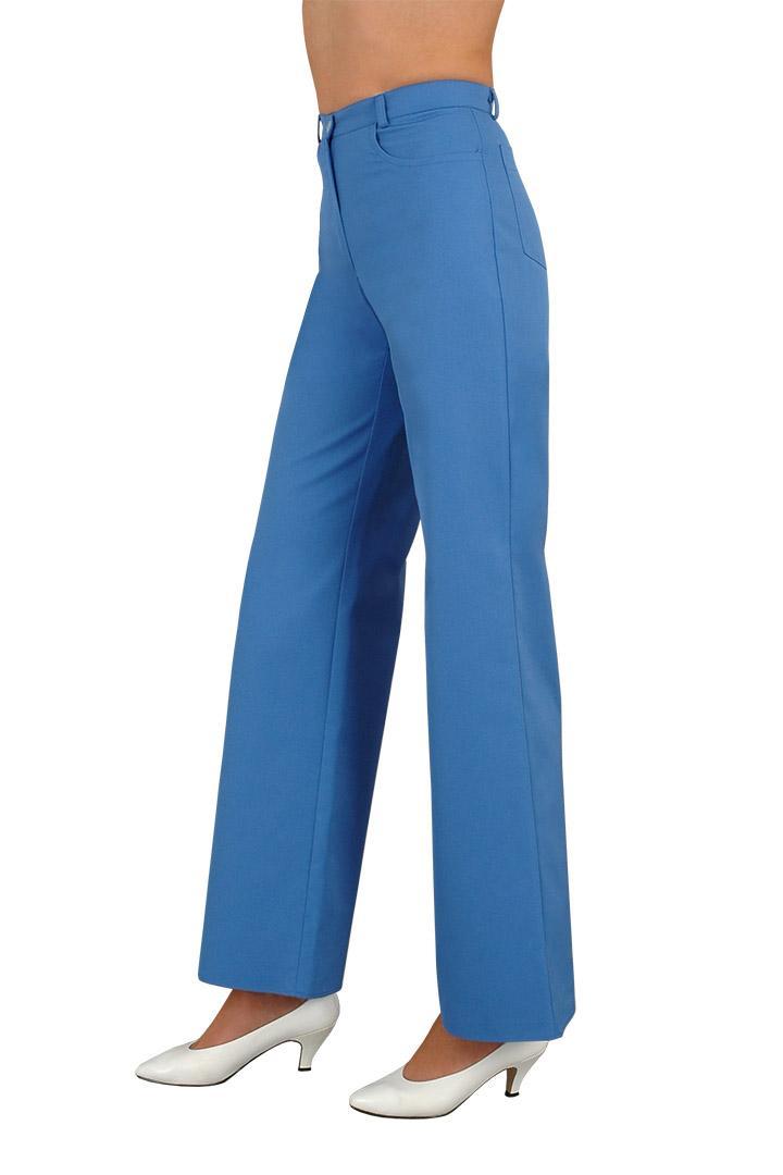 609356441d0 Dámské pracovní kalhoty Marlene barevné směs 50 50 - Kliknutím zobrazíte  detail obrázku.