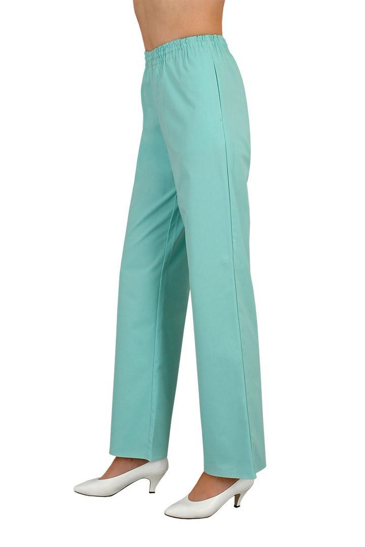 df047234bb8 Pracovní kalhoty do pasu Uni barevné 100% bavlna - Kliknutím zobrazíte  detail obrázku.