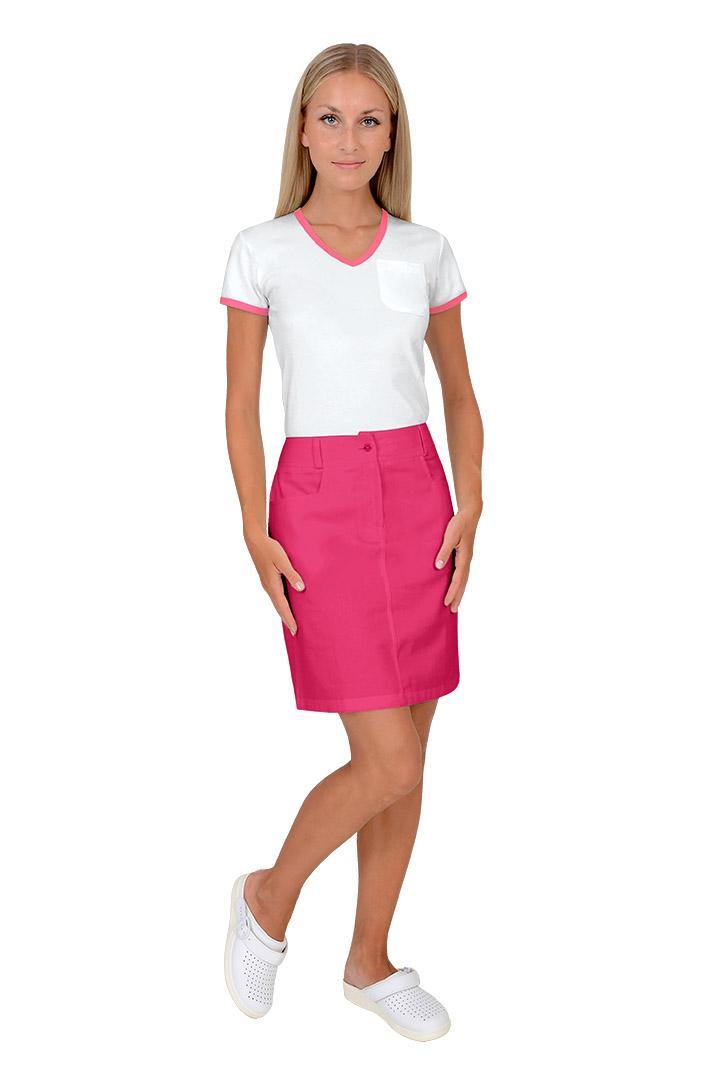 ab5b0ad97b5 Dámská sukně Elen krátká barevná směs 50 50 - Kliknutím zobrazíte detail  obrázku.