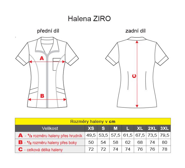 Halena Ziro oblečení pro zdravotní sestry  84fd0f428d